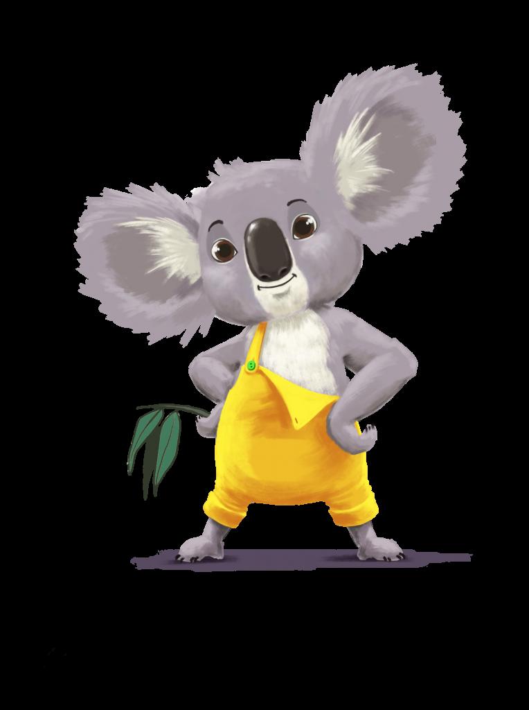 koos de koala aarde