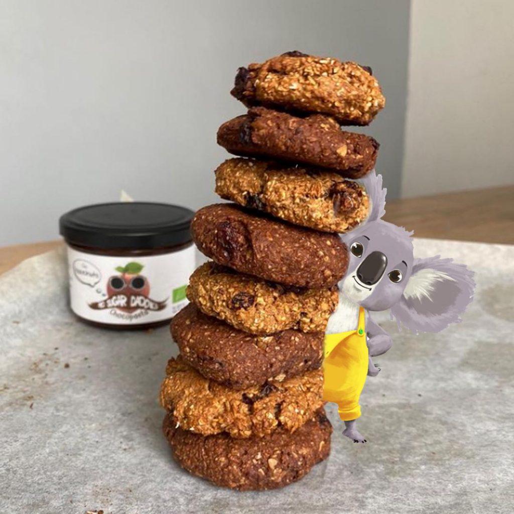 Recept havermout koekjes gezond