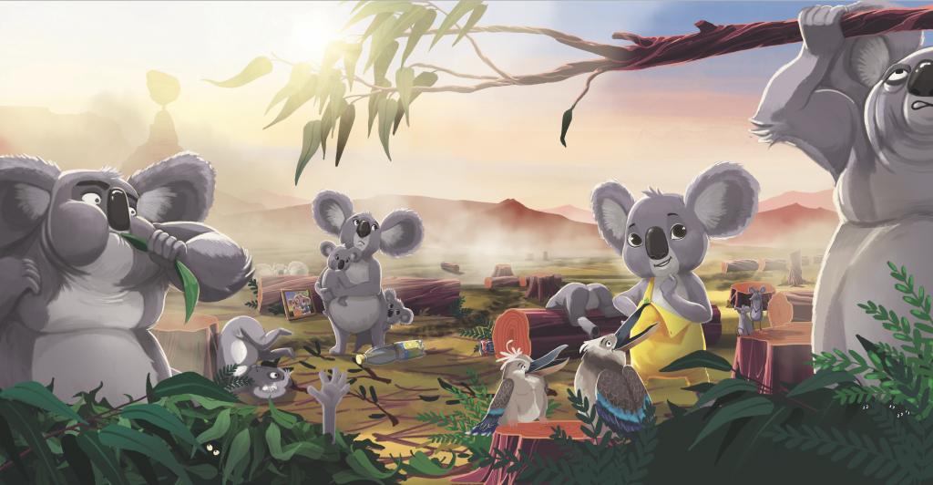koos de koala